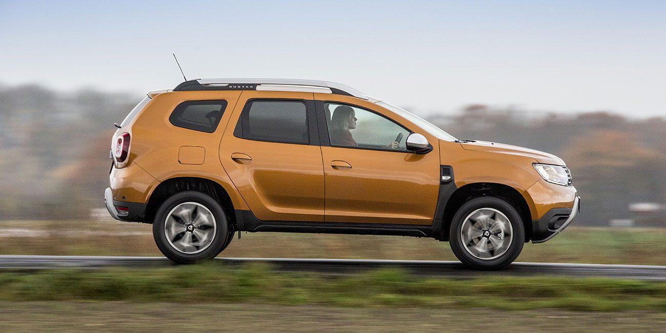 Stark und sparsam: Dacia Duster mit neuen Turbobenzinern