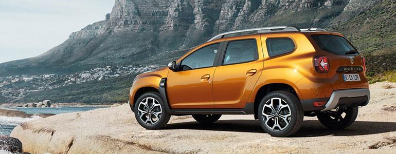 Dacia feiert 150.000 Duster in Deutschland