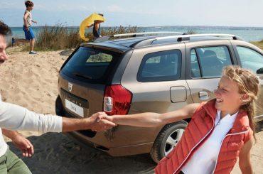 Dacia Logan MCV und Logan MCV Stepway: vielseitige Kombis für große Aufgaben