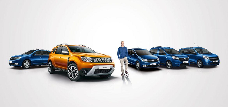 Die besten Marken in allen Klassen: Fünffachsieg für Dacia