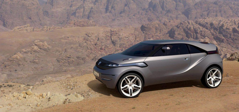 Extravaganz in Genf: 10 Jahre Dacia Duster Concept
