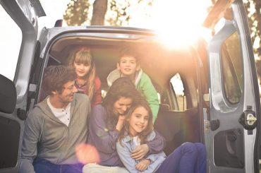 Großer Camping-Spaß mit Dacia Dokker und Dokker Stepway Plus