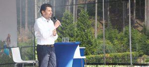 Dacia Picknick 2019 Mehmet Scholl