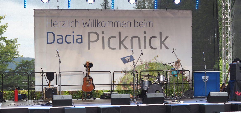 Spiel, Spaß und Sport: das Dacia Picknick 2019