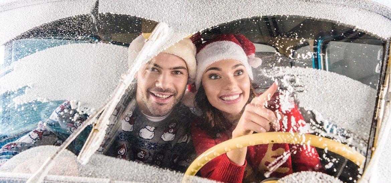 Weihnachtslieder für unterwegs