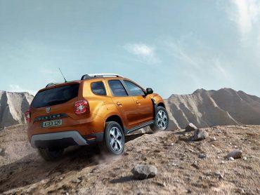 Kompakt-SUV Dacia Duster erzielt Neuzulassungsrekord