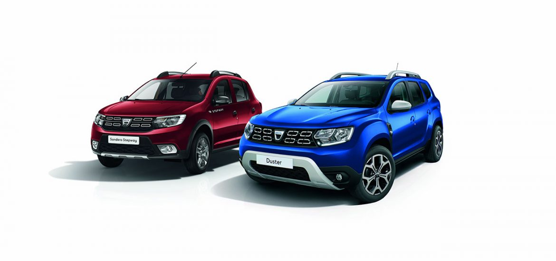 Sondermodelle Dacia Anniversary: Top-Ausstattung mit Preisvorteil