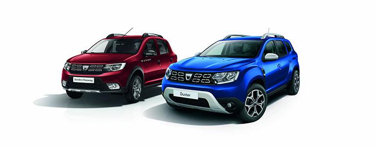 Jubiläum 2020: 15 Jahre Dacia in Deutschland