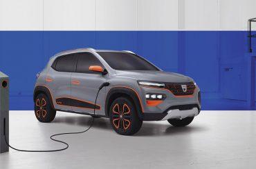 Dacia Elektroauto: Studie Spring Electric gibt spannenden Ausblick