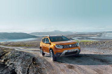 SUV von Dacia feiert Geburtstag: Zehn Jahre Duster
