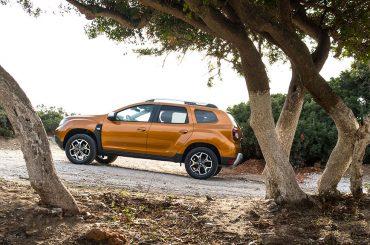 Dacia Duster im Test der Deutschen Jagdzeitung