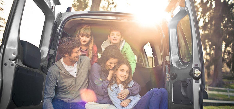 Camping Dacia Dokker Urlaub