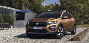 Dacia präsentiert neuen Sandero, Sandero Stepway