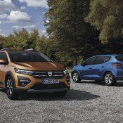 Neuer Dacia Sandero und Sandero Stepway: Weltpremiere für das schicke Duo