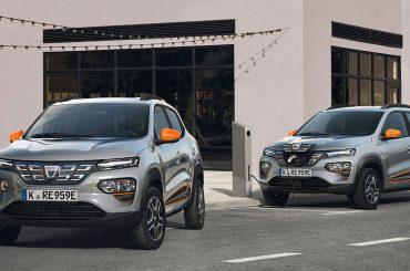 Dacia Spring: Alle Infos zum preisgünstigen Elektroauto