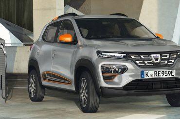Dacia Spring: Weltpremiere für das Elektroauto