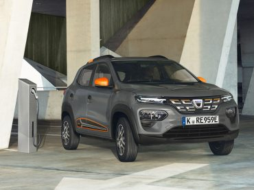 Dacia Spring Electric: Weltpremiere für das Elektroauto