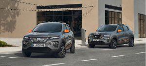 Dacia Spring Weltpremiere