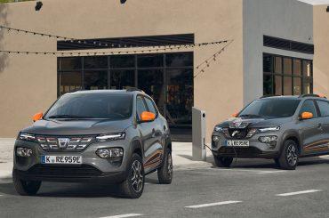 Dacia Spring Electric: robuster Charaktertyp mit elektrisierendem Design