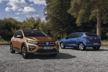 "Neuer Dacia Sandero gewinnt den ""Good Deal"" Automobile Award"
