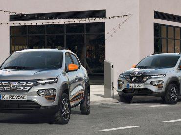 Dacia Spring: robuster Charaktertyp mit elektrisierendem Design