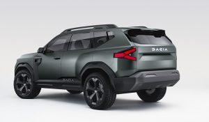 Dacia Bigster Concept Car