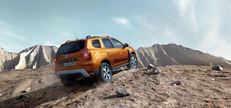 Dacia Test 2020