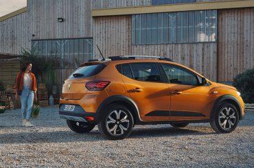 Neuer Dacia Sandero Stepway im Video: Außendesign und Innenraum