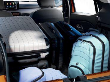 Neuer Dacia Sandero und Sandero Stepway im Video: Kofferraum und Abmessungen