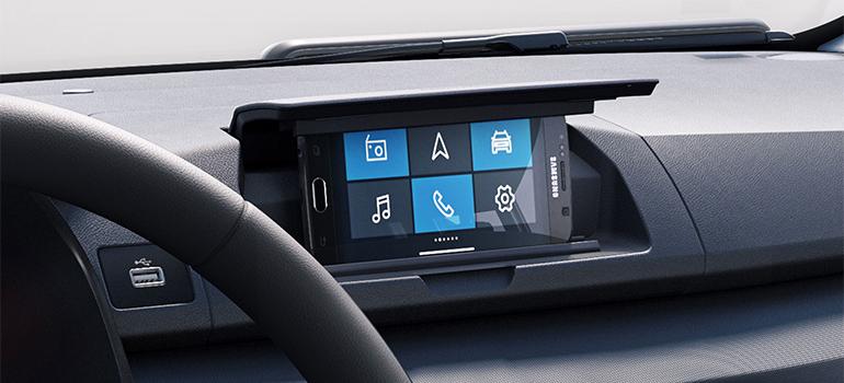 Media Control und Dacia Media Control App