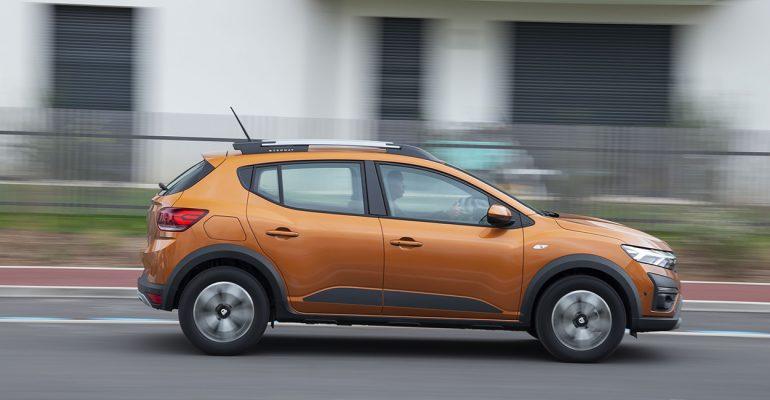 Neuer Dacia Sandero Stepway im Video: bis zu 1.300 Kilometer Reichweite dank LPG-Antrieb