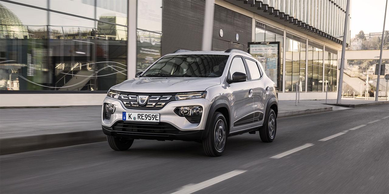 Dacia Spring im Fahrbericht: auto, motor und sport gefällt Deutschlands günstigstes Elektroauto